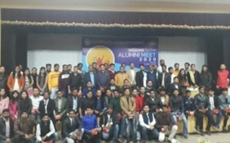 Alumni Meet 2020