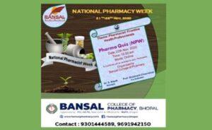 Pharma Quiz Competition