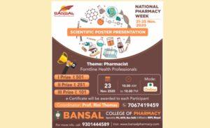 Scientific Poster Presentation Competition