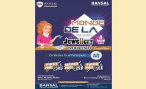 Jewellery Making Competition