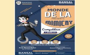 Mimicry Competition
