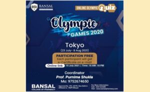 Online Quiz Competition On World Olympics