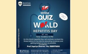 Online Quiz on World Hepatitis Day