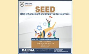 Online Training Program (SEED-Skill Enhancement and Employee Development)